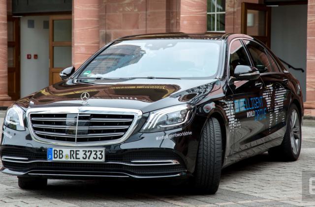Mercedes drove around the globe to train its autonomous cars