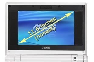 Asus going big(ger) with 11.6-inch Eee PC later this month