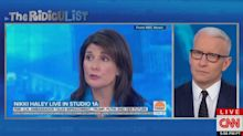 Anderson Cooper mocks Nikki Haley for saying Trump is truthful: 'Bless her heart'