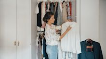 Organize your closet with these stylish tips