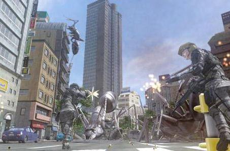 Earth Defense Force 2025 takes the bug hunt to Europe on February 21