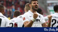 Caligiuri-inspired Augsburg stun Dortmund