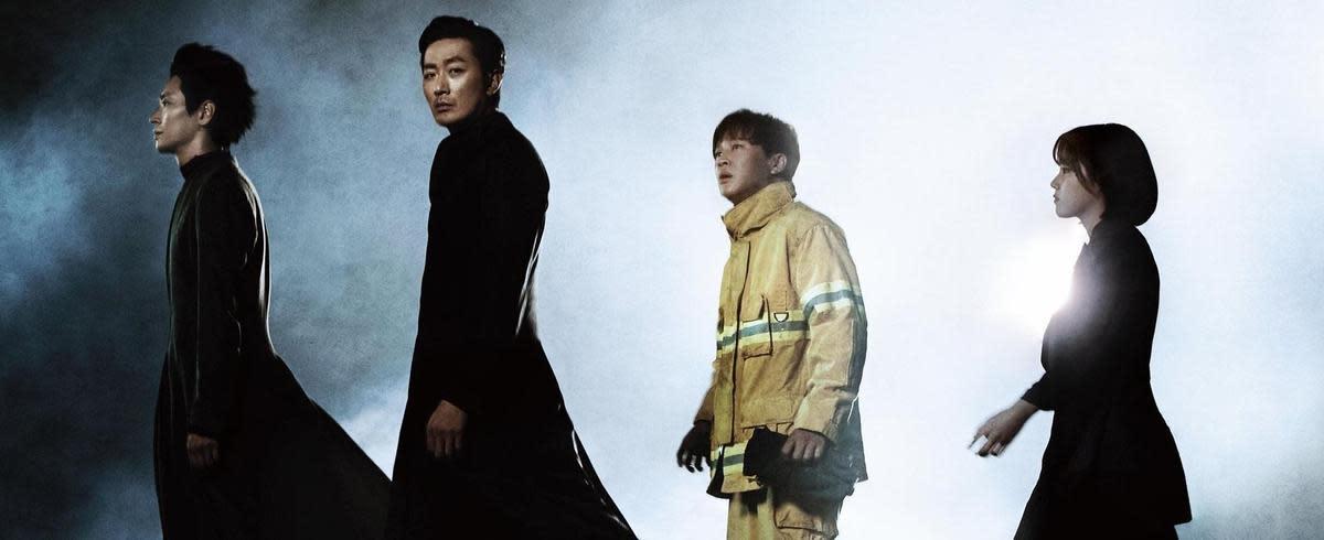金容華導演曾透露,《與神同行》正式開拍前也曾以短片方式,對韓國一百名觀眾做市調。(釆昌多媒體提供)