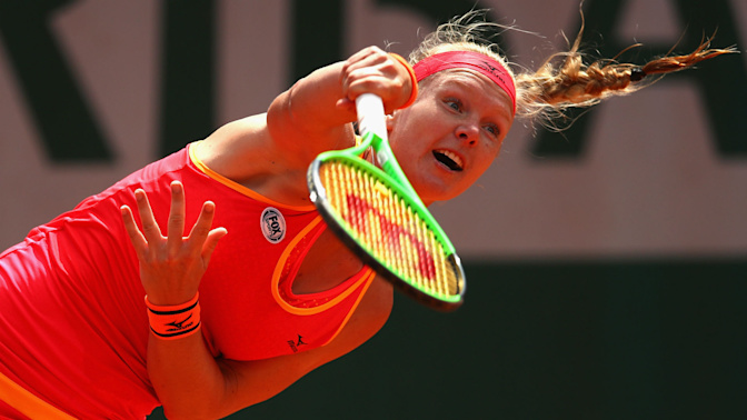 Bertens beats Kontaveit to make amends in Gstaad
