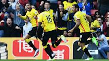 Capoue goal see Watford to 40-point barrier but leaves Swans in deep trouble