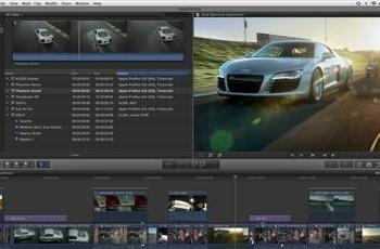 Final Cut Pro X future features: multichannel audio, RED camera support