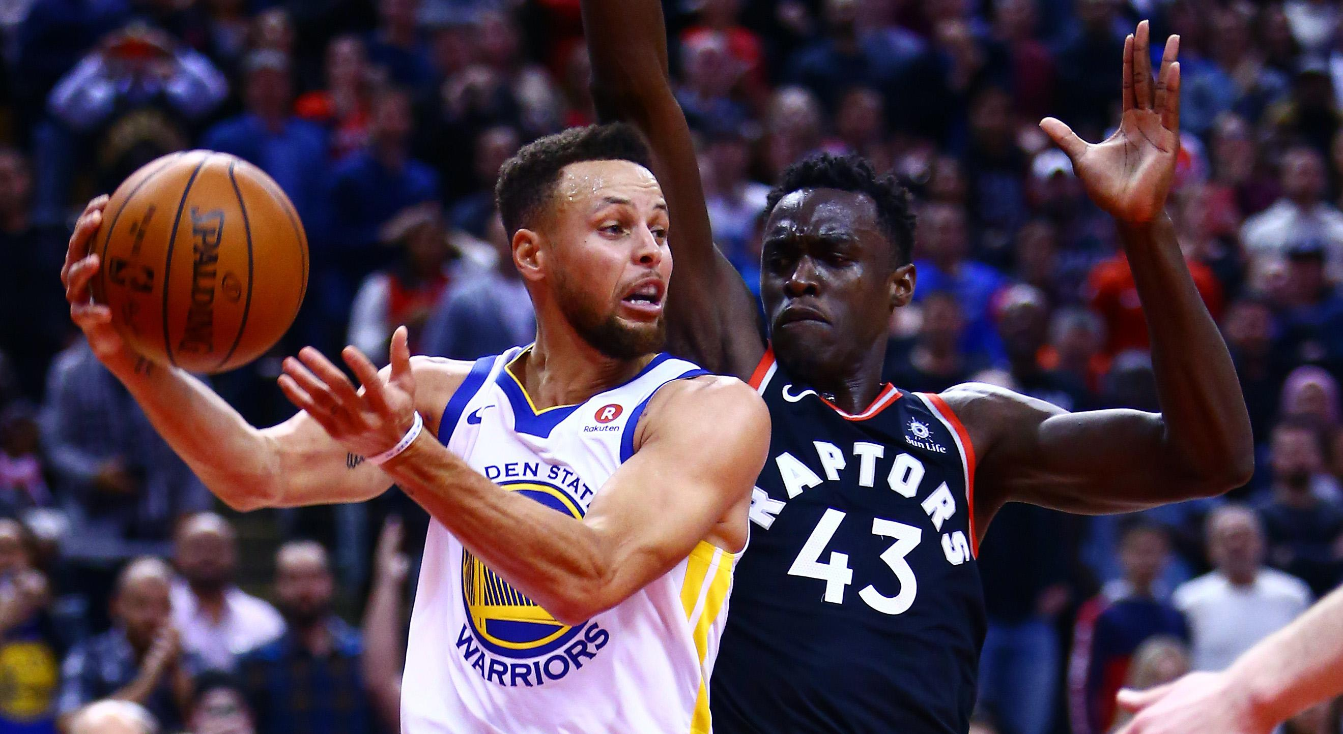 Steph Curry loves coming to Toronto to play the Raptors 044e7e8f9