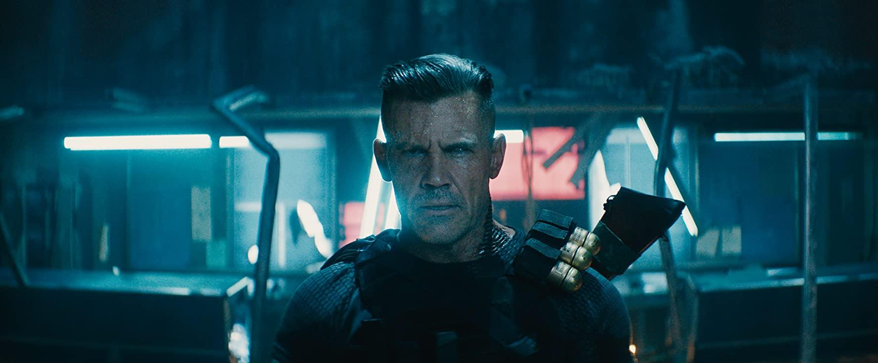Josh Brolin wants to return as Cable in 'Deadpool' sequel 'sooner than later'