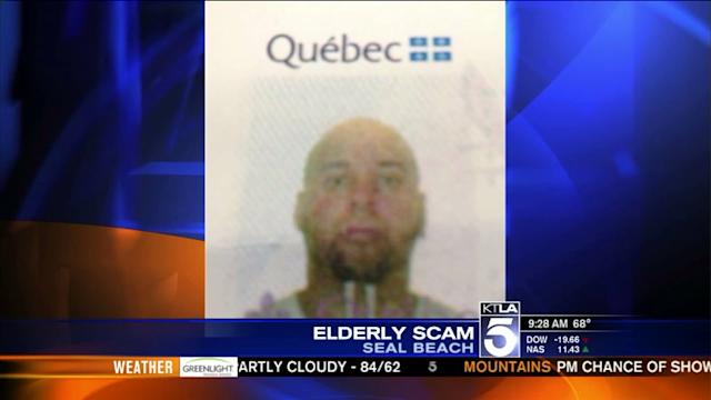 Police: Man Allegedly Scams Grandmother Out of $30,000
