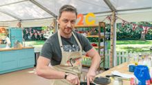 'Celebrity Great British Bake Off': James McAvoy stuns with incredible baking skills