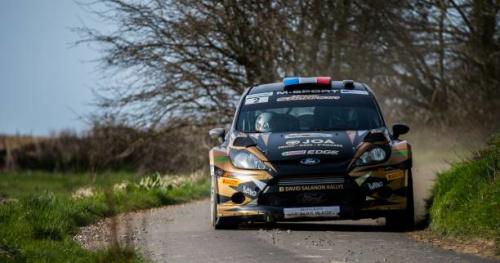 Rallye - ChF - Charbonnières - Salanon sans trembler devant les R5