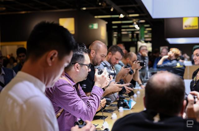 Photokina marks a massive upheaval in the camera landscape