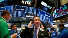 Wall Street posts weekly loss as banks, chipmakers weigh