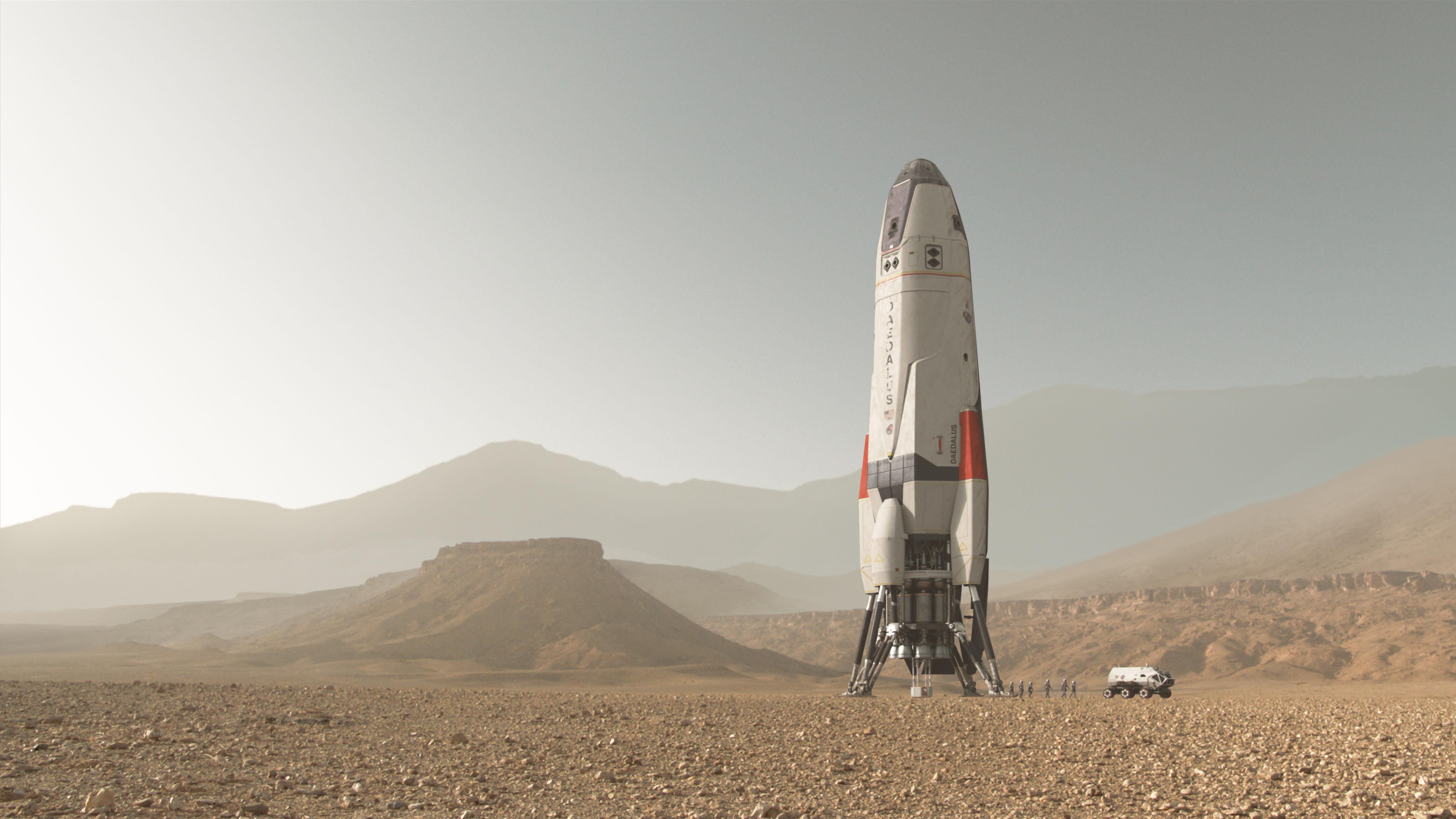 mars mission nasa - HD2064×1161