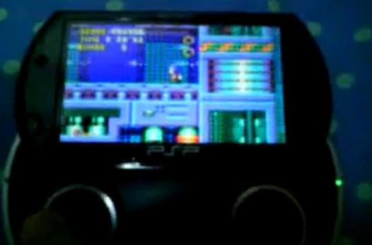 PSP Go turned into a homebrewed Sega CD emulator (video)
