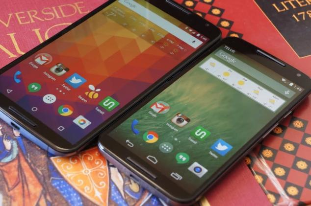 Nexus 6 versus the Moto X: which one belongs in your pocket?