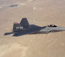 Take a Peak: Meet the YF-22A Stealth Fighter (This Became the F-22 Raptor)