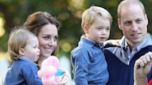 How Kate Middleton and Prince William Keep Their Kids' Lives Normal