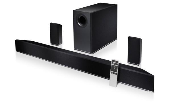Vizio's 42-inch 5.1 soundbar setup available now, costs $330