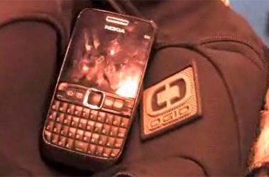 Nokia's E63 spotted at Symbian Smartphone Show