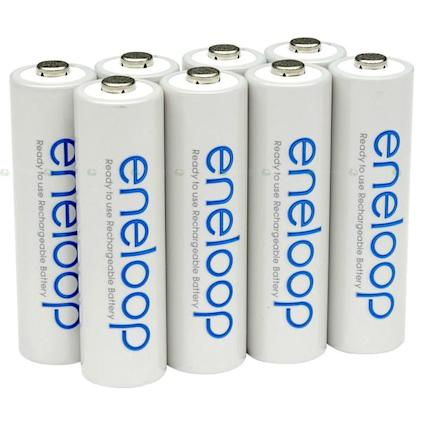 Sanyo: we've shipped more than 150 million Eneloop rechargeable batteries