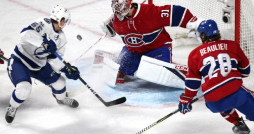 Hockey - NHL - Tampa Bay Lightning toujours en course pour la qualification aux play-offs