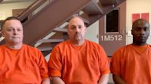 3 Georgia inmates are being praised for rescuing their guard after he fell unconscious and split his head open