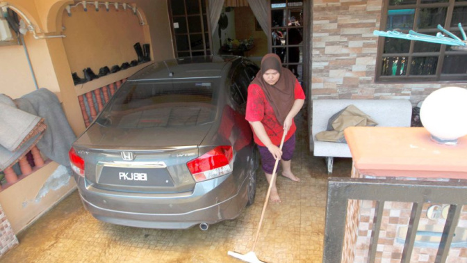 Kedah, Perlis flood situation improving; only 17 relief centres open