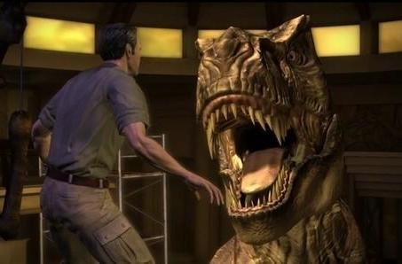 Jurassic Park: The Game skipping retail on Xbox 360 in UK