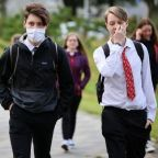 Coronavirus: Government considering 'rota system' for secondary schools hit by local lockdowns