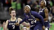NCAA gives ND star waiver for 'DWTS'