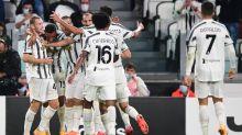 Juventus-Sampdoria 3-0: Kulusevski apre e Ronaldo chiude, buona la prima per Pirlo