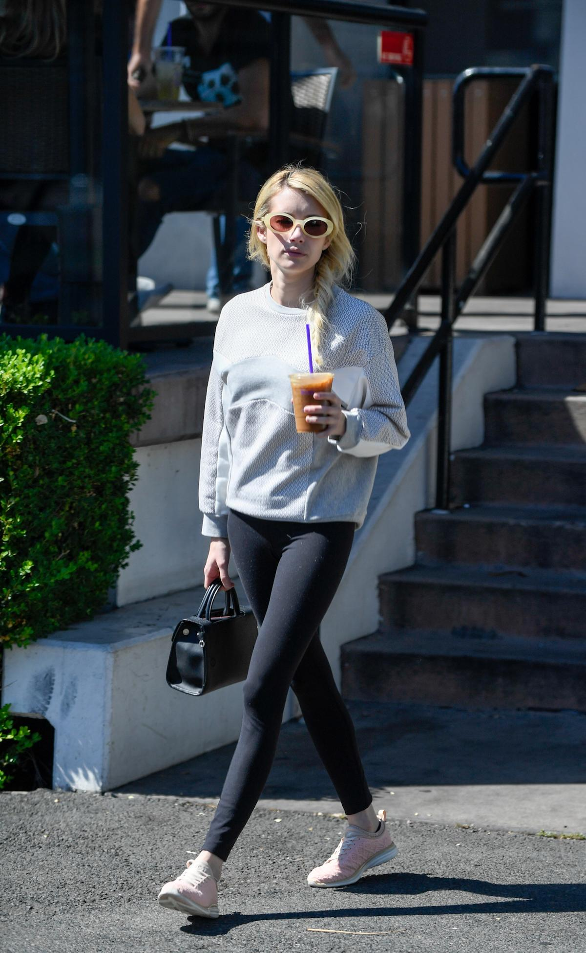 23a3630a1 The Understated Sneaker Young Hollywood Is Obsessed With