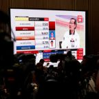 Thailand's pro-military party takes stunning lead as results come in