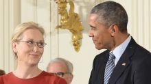 Meryl Streep fact-checks Obama's latest memoir: 'He's a very good writer, but…'