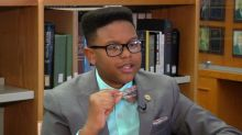 Impressive 11-year-old boy genius starts first semester in college