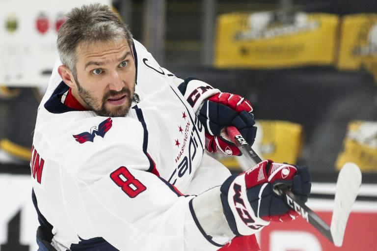 Ovechkin inks five-year deal for $47.5 mln with Capitals
