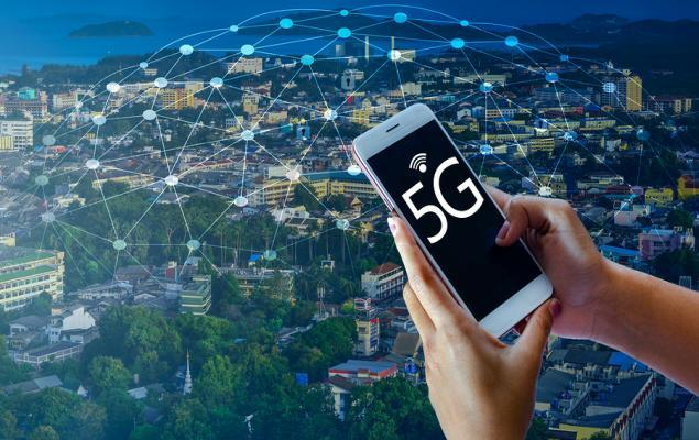 Ericsson-Vodafone Partnership Unveils 5G Network in London