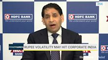 HDFC Bank's Ashish Parthasarthy Expects The Indian Rupee To Consolidate Around These Levels