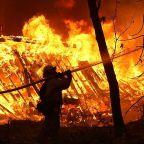 Fire Crews Making Progress On California Wildfires