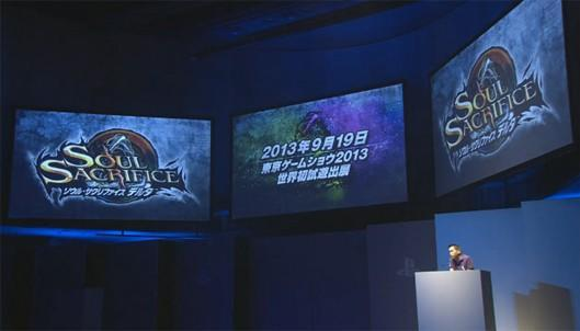 Soul Sacrifice Delta due out in March 2014 for Vita