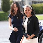 Royal-Baby Alert: Meghan Markle's Mother, Doria Ragland, Is Reportedly in London