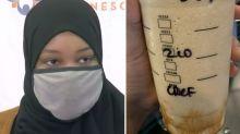 Starbucks employee writes 'ISIS' on Muslim teenager's coffee cup