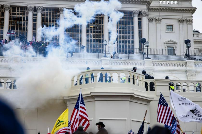 Capitol rioters intended to 'capture and assassinate elected officials,' prosecutors say