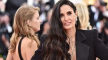Demi Moore poses nude for Harper's Bazaar and looks fabulous
