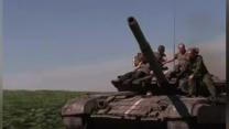 Raw: Ukraine Claims Victory in Rebel Stronghold