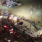 Car Ploughs into Crowd on Rio de Janeiro's Copacabana Beach