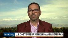 Chipmaker Startup Cerebras Inks Deal With U.S. Energy Dept.