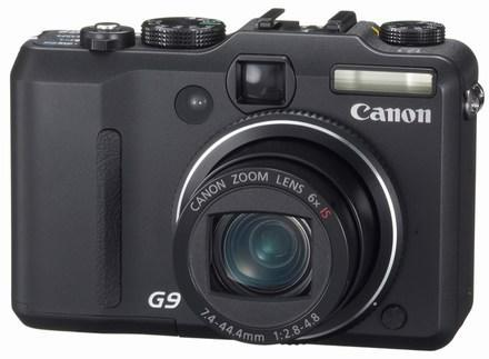 Canon's PowerShot G9 gets reviewed