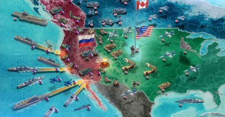 The most addictive World War 3 strategy game